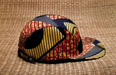 Moupia To Release More 5 Panels In African Kitenge Fabric #fashion #hats