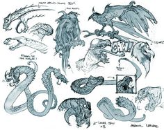 Darksiders Creatures