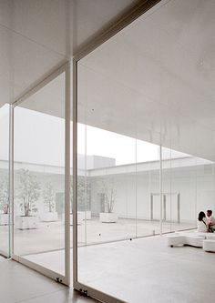Image Spark dmciv #courtyards #sanaa #architecture #kanazawa #japan #facades
