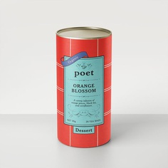 Poet tea canister on Behance