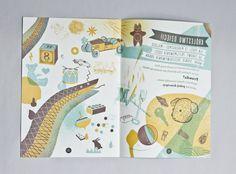 ZESZYTY DO DIZAJNU ~ Lupus Libri blog o ilustrowanych książkach oraz komiksach #notebook #illustration #design #book