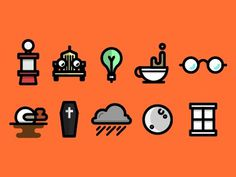 Gatsby #icon #symbol #pictogram
