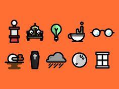 Gatsby #icon #symbol #pictogram