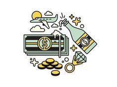 D_rich #illustration