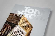 imnotagraphicdesigner: Tom Dixon Catalogue 11 by mind design #mind #design #dixon #catalogue #tom #11 #imnotagraphicdesigner