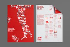 Mucho Innovating with Beauty #grid #print #swiss #poster