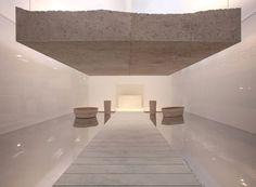 Alberto Campo Baeza | Pibamarmi Pavilion