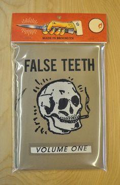 Morning Breath Inc. #packaging #teeth
