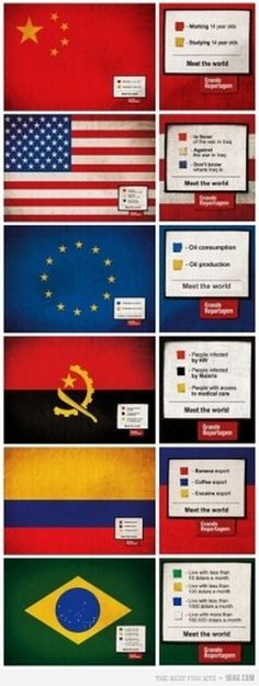 9GAG - Just for Fun! #flags
