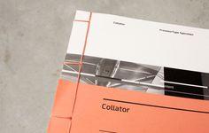 Collator—Vancouver font design free download specimen