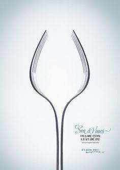 Food & Wine festival poster