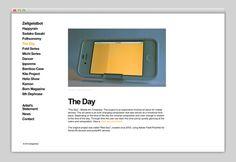 Zeitgeistbot #website #design #web