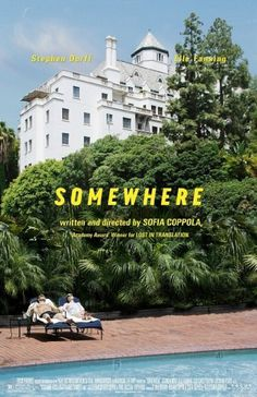 Photos from Somewhere #type #film #posters #sophia coppola