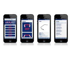 RASKT on Behance #bicycle #brand #handlebars #identity #mobile