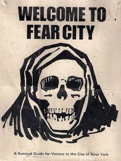 Fear City via Bill #skull