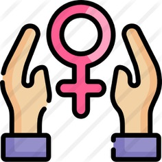 See more icon inspiration related to shapes and symbols, hands and gestures, feminism, venus, femenine, gender, female, hands, women, girl, woman and signs on Flaticon.