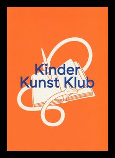 Kinder Kunst Klub | Grilli Type | Independent Swiss Type Foundry | Free Trial Fonts #illustration #design #graphic #typography