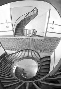 ASAP House #stair #architecture #shaker