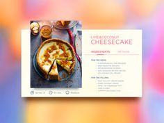 #cake #card #desserts #flat #food #nutrition #recipe #restaurant #sweet #widget