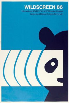 Tom Eckersley Poster #simple #poster
