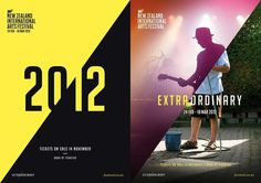 Best Awards - The Church. / New Zealand International Arts Festival 2012 Campaign #split images