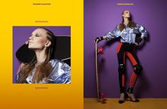 Bruno Tatsumi / Fashion Editorials #design #graphic #direction #art #fashion #editorial
