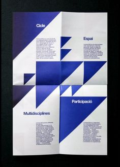 AisleOne - Graphic Design, Typography and Grid Systems #design #graphic #poster