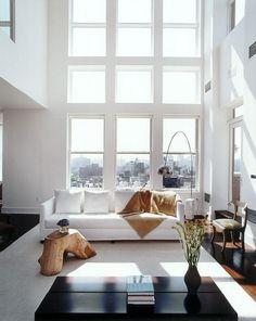 HIGH ROAD.LOW ROAD #interior design #white #apartment