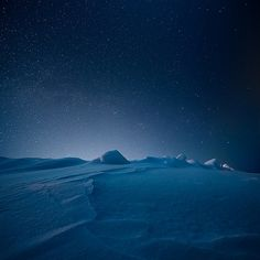 a t m o s p h e r e on the Behance Network #winter #space #finland #ice #horizont