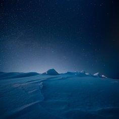 a t m o s p h e r e on the Behance Network #finland #space #ice #horizont #winter