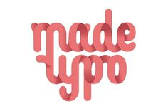 Typography Projects 1 on the Behance Network #lettering #typography