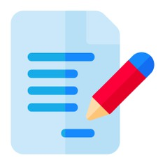 See more icon inspiration related to paper, contract, document, pen, pencil, writing, business, signing and business and finance on Flaticon.