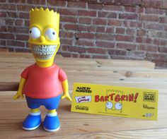 You may also like #simpson #bart #toy #art