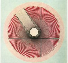 O World invisible: Hilma af Klint #abstract #sweden #art