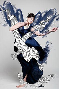 Cooperation with model Ilona Feliciańska and photographer Anna Powierża, illustrations Mateusz Suda #illustrations #polak #polska #victim #artis #design #poland #logo #project #illustrator #moda #photography #sztuka #fashion #suda #mateusz #gra #ilustracja #mateuszsudacom #art #artysta