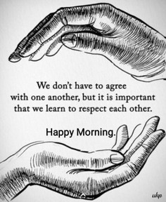 Good Morning With Nice Thoughts.