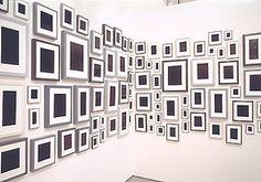 Minimalist art gets retrospective exhibit #minimalist