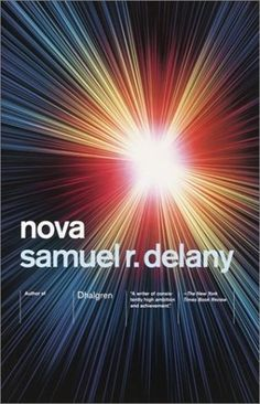 The Book Cover Archive: Nova, design by Evan Gaffney