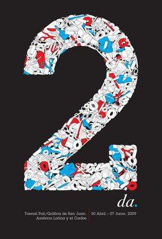 modovisual typo/graphic posters #typographic #modovisual #posters