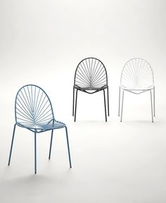 Sen-su and Sen-to Chairs by Bartoli Design - furniture, furniture design, #design, modern furniture, #furniture