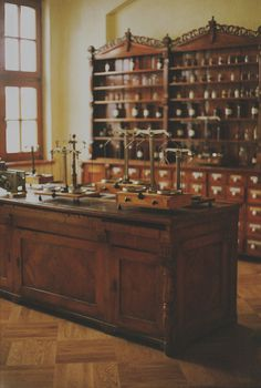 #pharmacy #museum #photo #place #interior