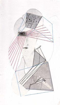 F E H M I B A U M B A C H // #collage #art #illustration
