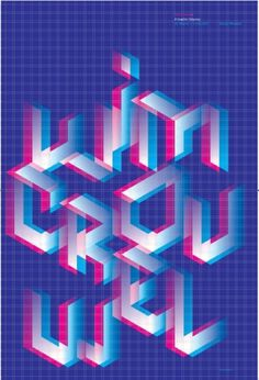Design Museum Shop: Exhibition Products > Current Exhibitions > Wim Crouwel, A Graphic Odyssey > David Pidgeon A Graphic Odyssey Poster #grid #poster #wim