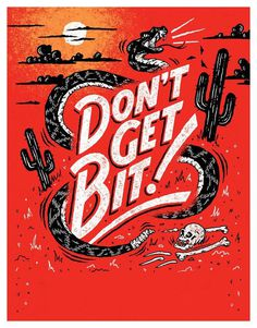 Don't get bit by Nathan Yoder
