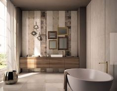 New Trend: White-Paste Wall Tiles