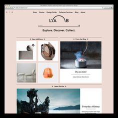 L'ArcoBaleno by Commission #web design #website