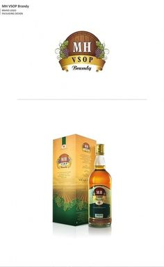 Not Just Logos (Part II) on the Behance Network #packaging #vsop #brandy