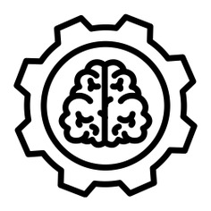 See more icon inspiration related to plan, sage, gear, brain, healthcare and medical, construction and tools, intellectual, brains, planning, strategy, gears, knowledge, capacity and education on Flaticon.