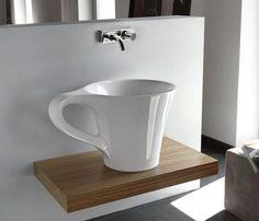 Cup Wash Basin #basin #cup #wash