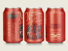 13 Stripes Brewing - Nathan Hale Pale Ale
